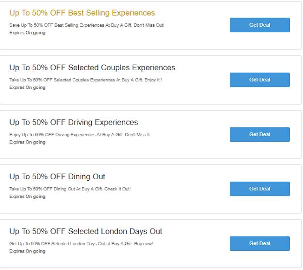 buyagift discount voucher code
