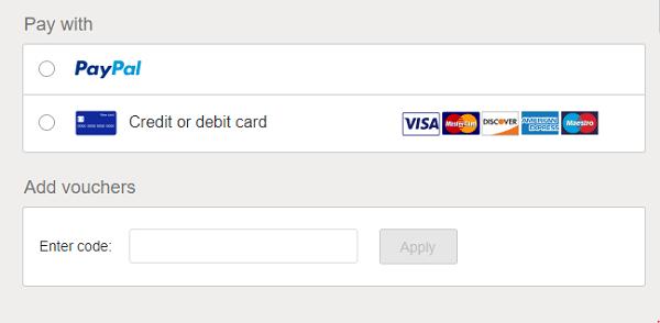redeem eBay discount code