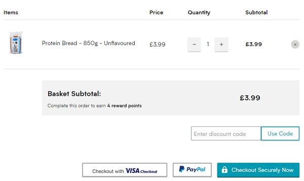 My protein discount codes