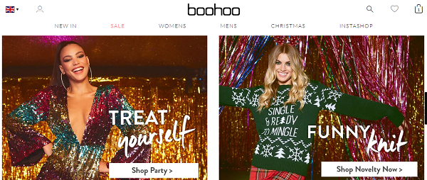 discount codes for Boohoo