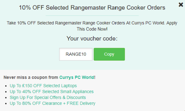 Currys PC Worls discount code