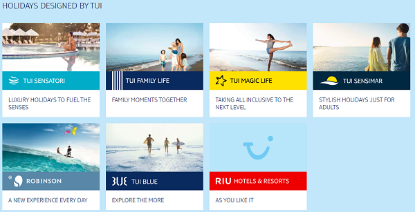 discount codes for TUI