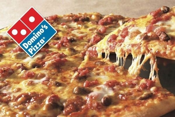 vouchers for Dominos