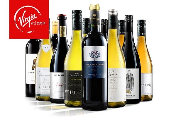 Vouchers for Virgin Wines
