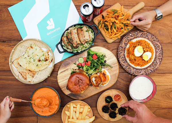 promo codes for Deliveroo