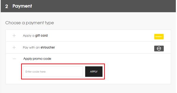 discount code for Selfridges