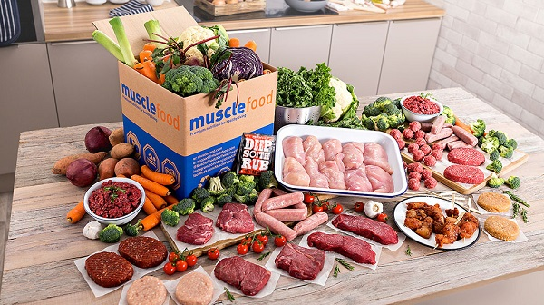 Muscle Food discount vouchers