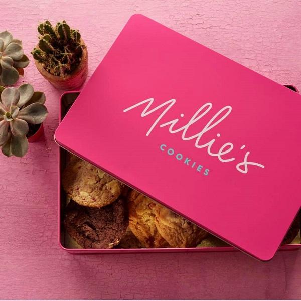 vouchers for Millies Cookies