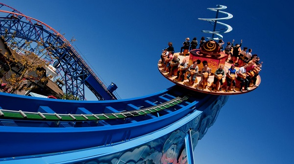 Blackpool Pleasure Beach rides discount codes