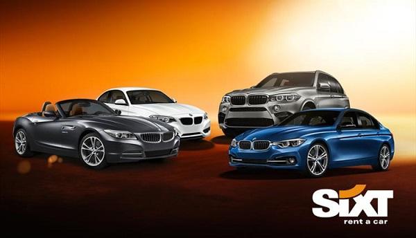 SiXT car rental discount codes