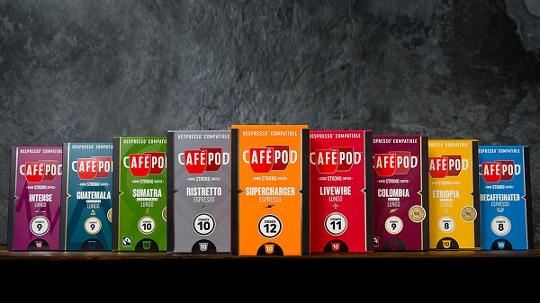 Cafe Pod discount codes
