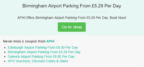 APH discount code