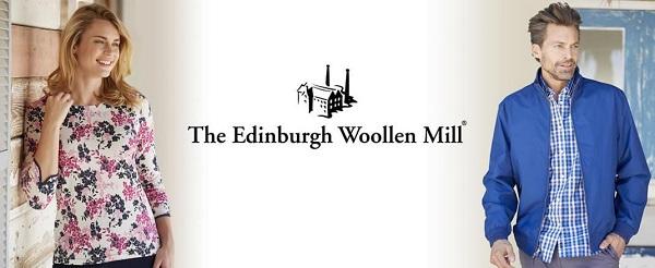 discount codes for The Edinburgh Woollen Mill