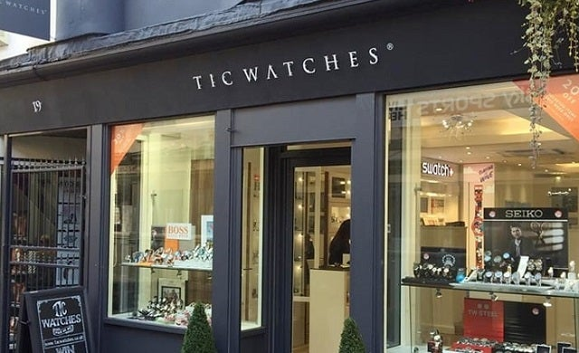 discount codes for TIC Watches
