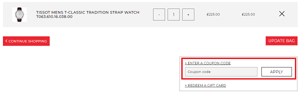 House Of Watches voucher code