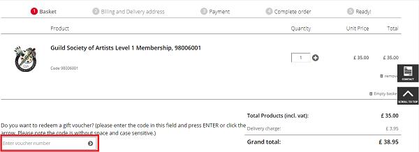 GreatArt voucher code