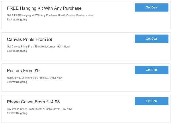 HelloCanvas discount codes