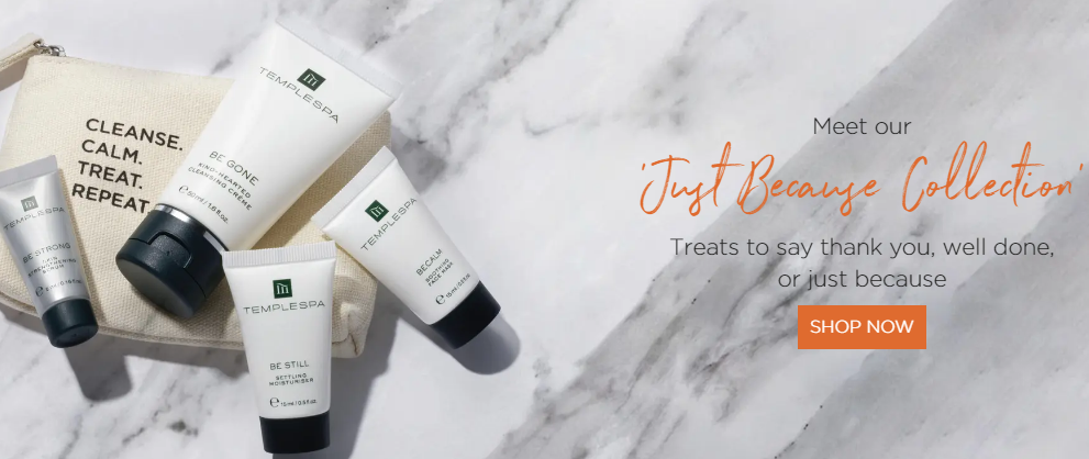 Temple Spa discount code