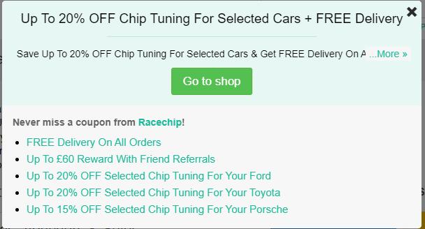Racechip-discount-codes