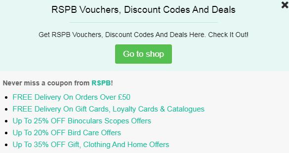 RSPB code