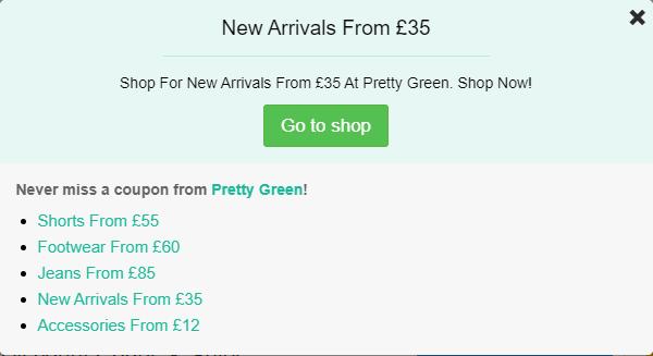 Pretty-green-discount-codes