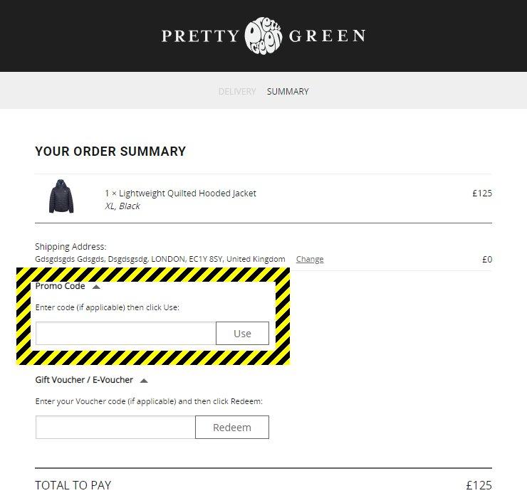 pretty-green-enter-discount-codes