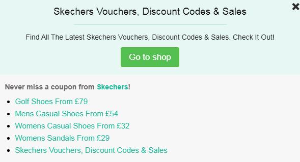 Skecher codes