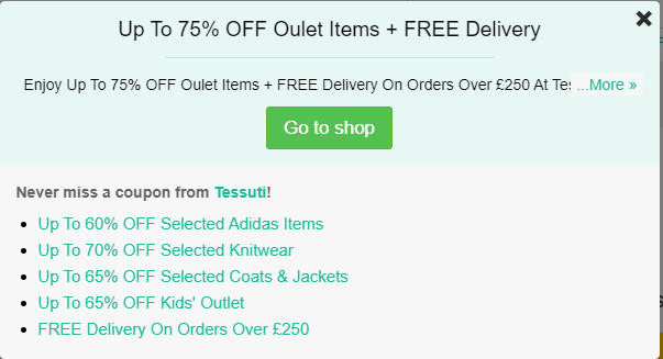 tessuti-discount-codes