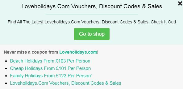 lobe holidays code